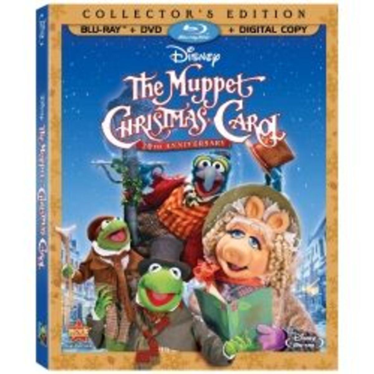 The Muppets Christmas Carol Blu-ray