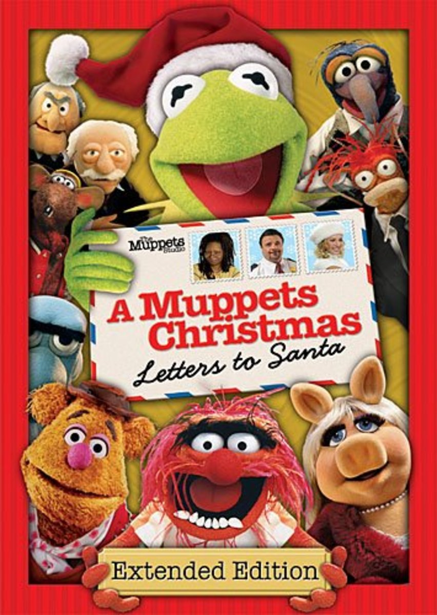 A Muppets Christmas: Letters to Santa Television Special