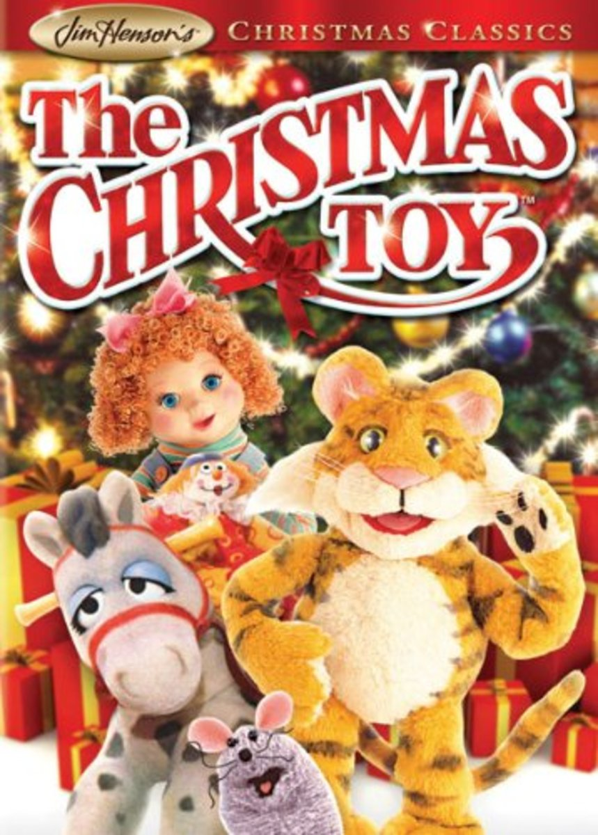 Jim Henson's The Christmas Toy