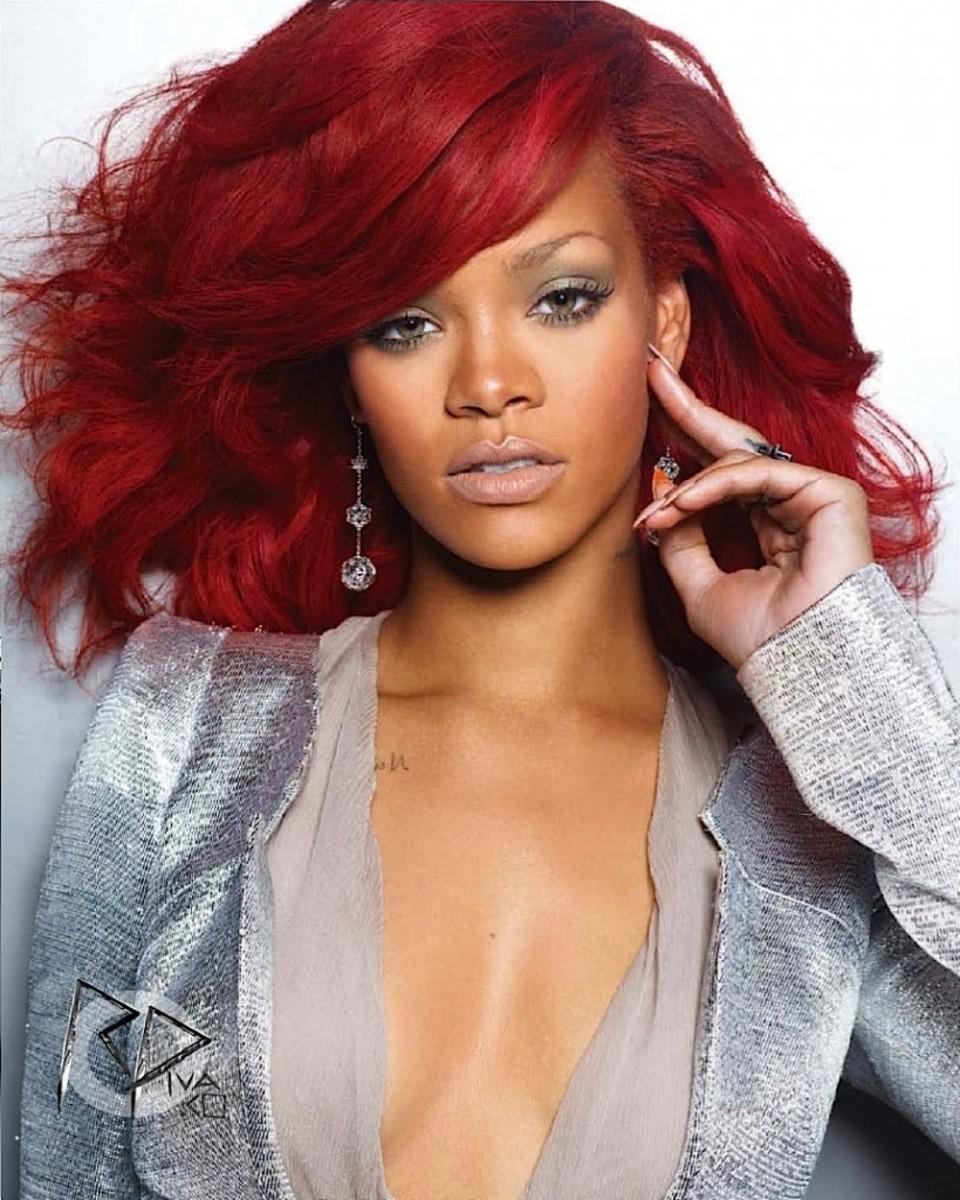 Write to Rihanna