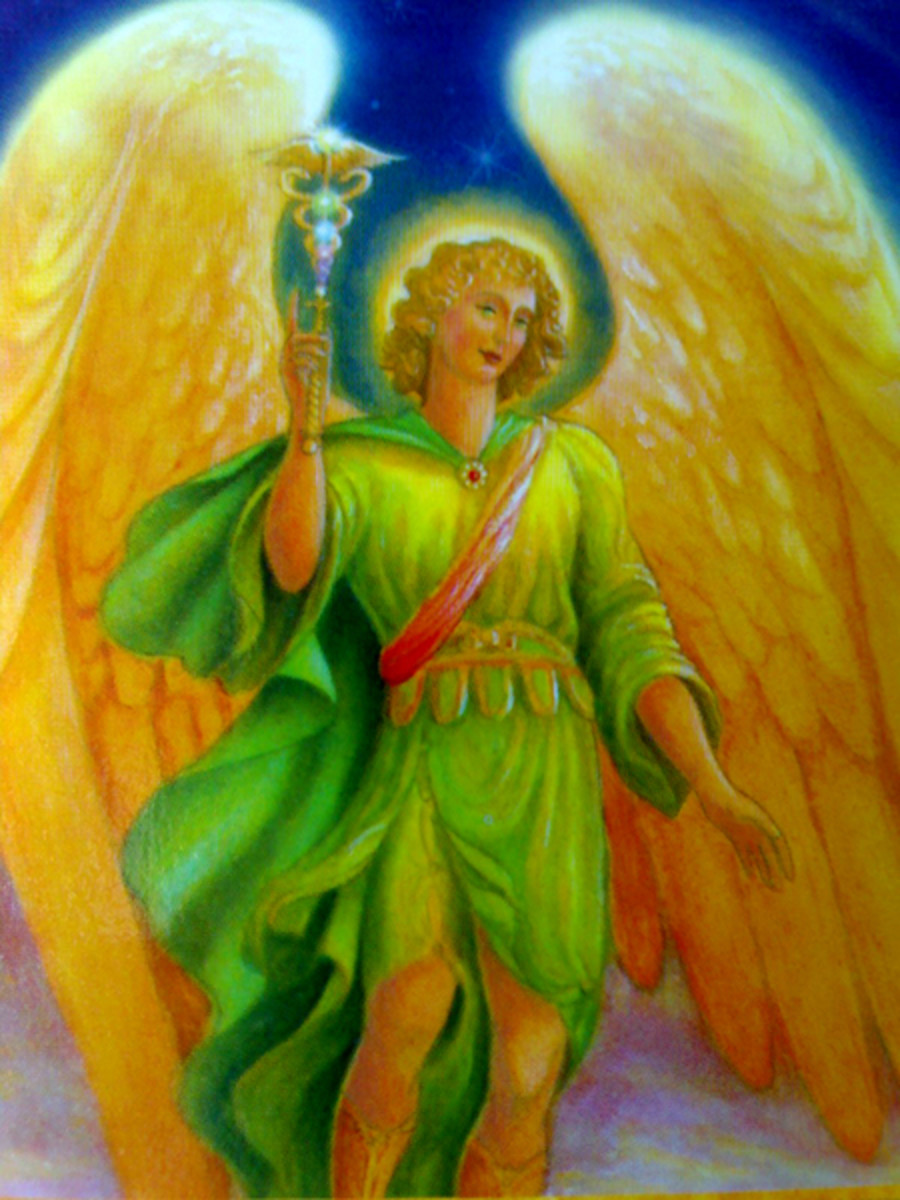 Archangel Raphael And Magical Associations