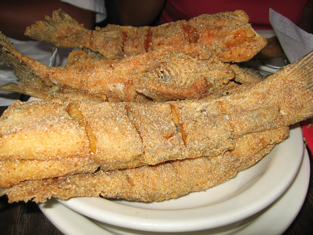 Fried Catfish (Photo Credits: Taga-Luto from Flickr.com)