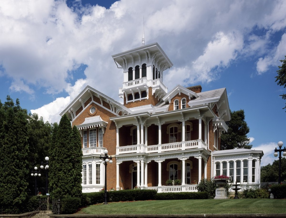Belvedere Mansion, Galena, Illinois