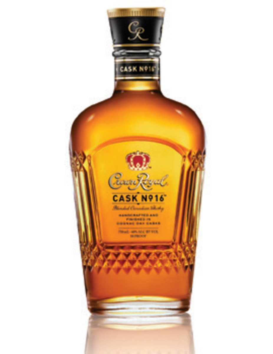 Crown Royal Cask No. 16 Whiskey