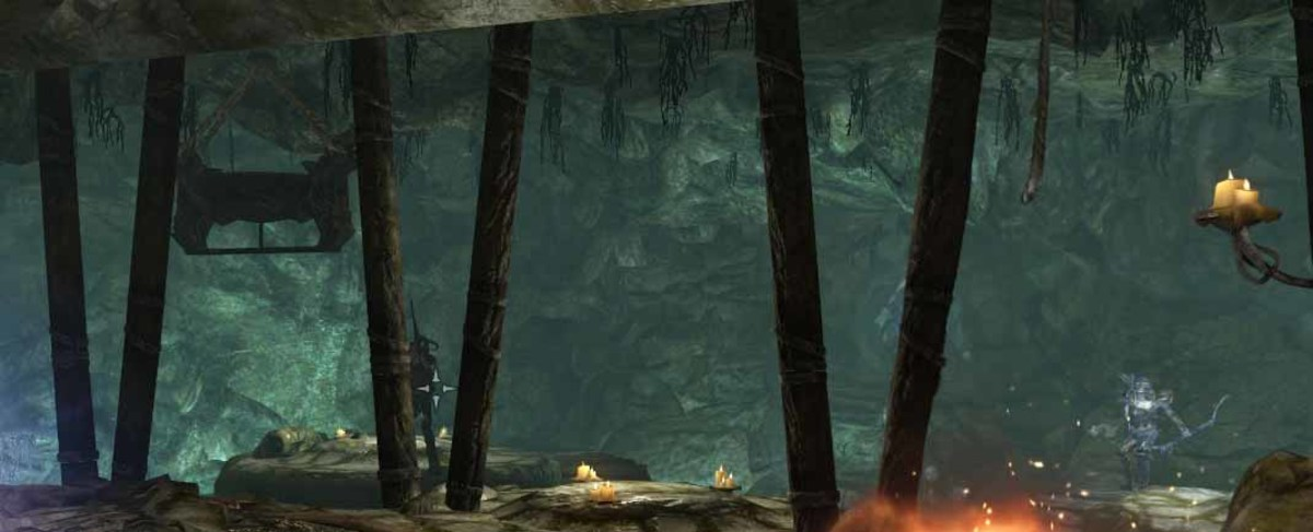 Skyrim Two Sigdis Gauldursons - Choosing the Right One to Defeat is Very important.