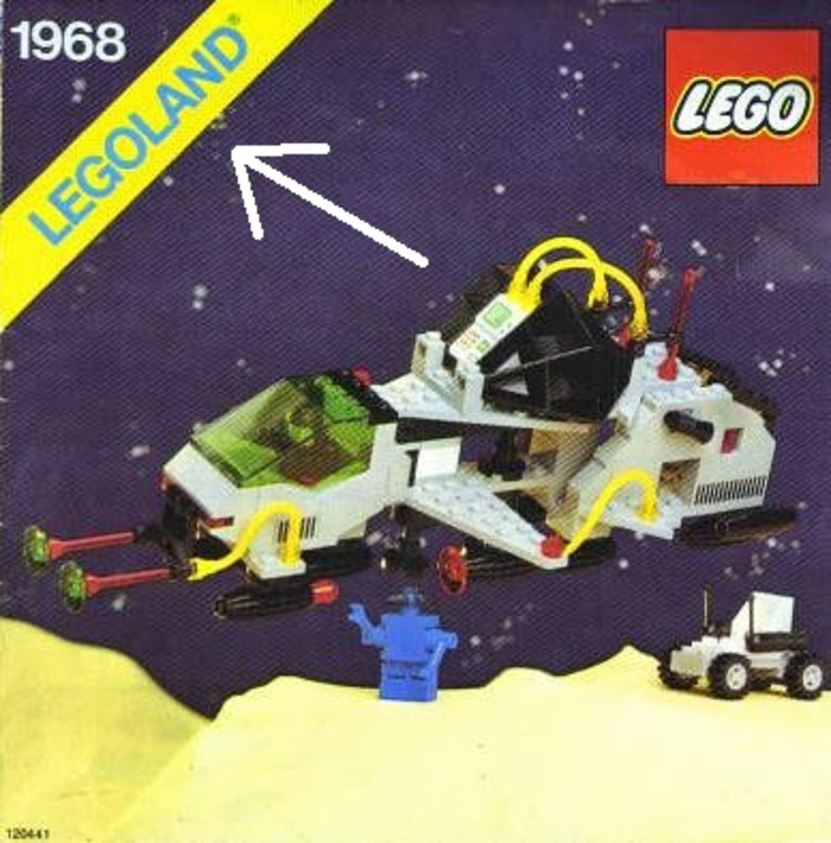 What Do The Lego Item Numbers Mean - Catalogue Number Selection