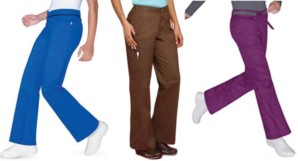 Urbane scrub pants from the Urbane Sport Collection