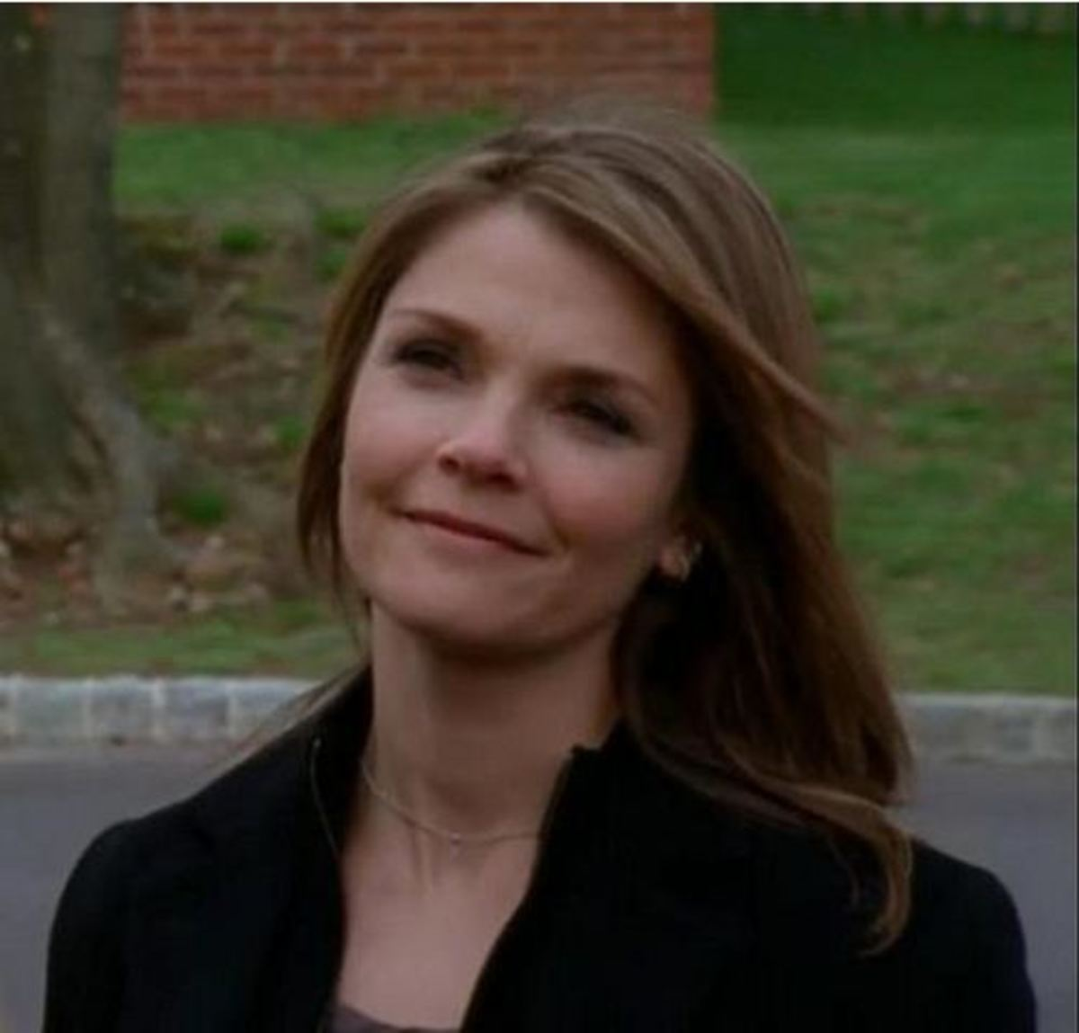Kathryn Erbe as Alexandra Eames on Law & Order: Criminal Intent.