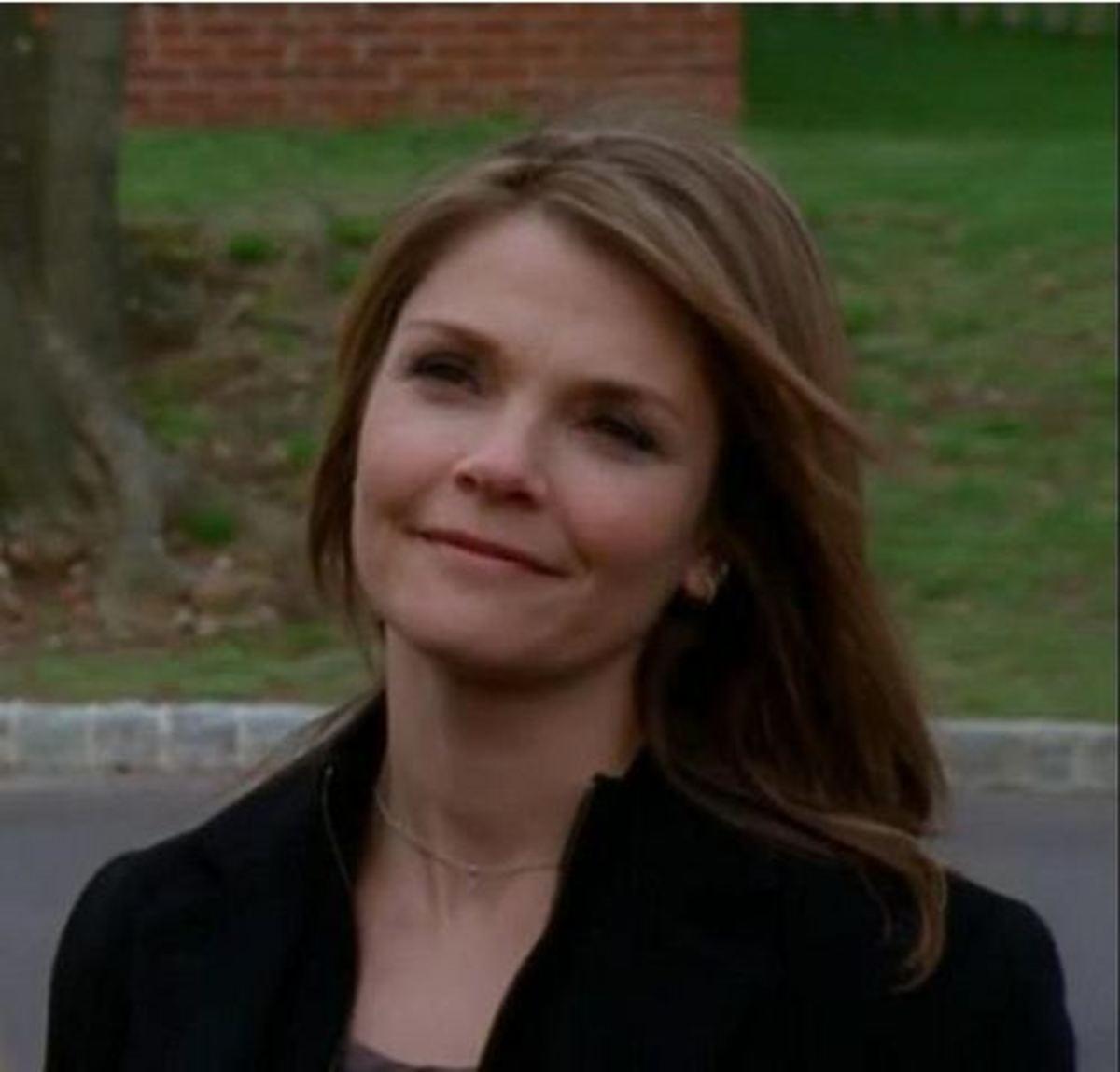 Kathryn Erbe as Alexandra Eames on Law & Order: Criminal Intent.