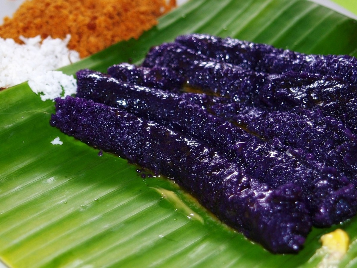 Puto Bumbong Recipe Made Easy – How to Cook the Purple Filipino Christmas Rice Cake without a Steamer