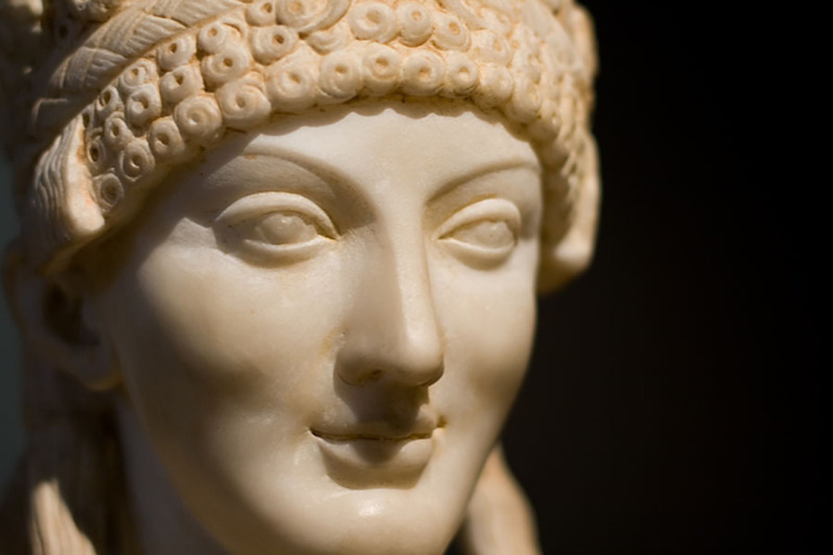 Ancient Greek beauty