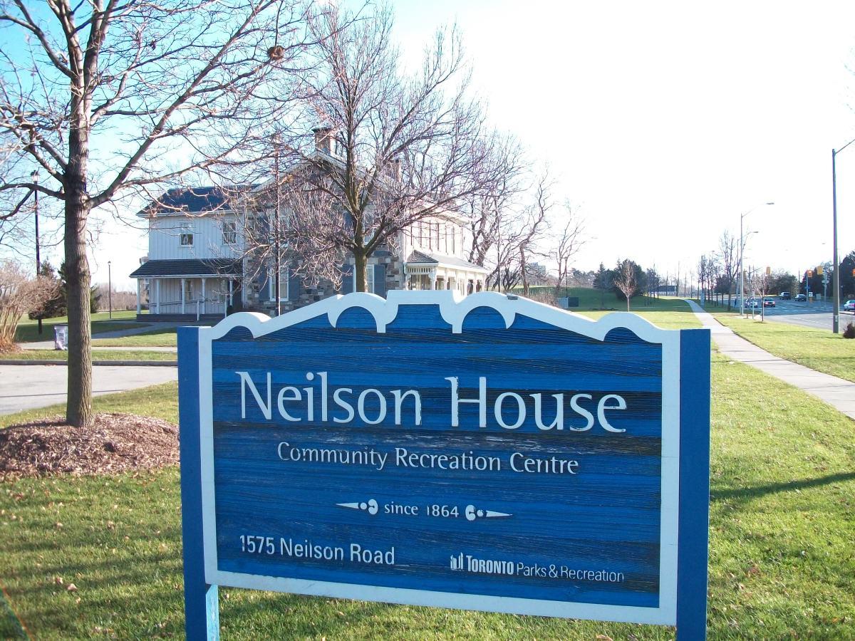 Neilson House, Scarborough, Ontario