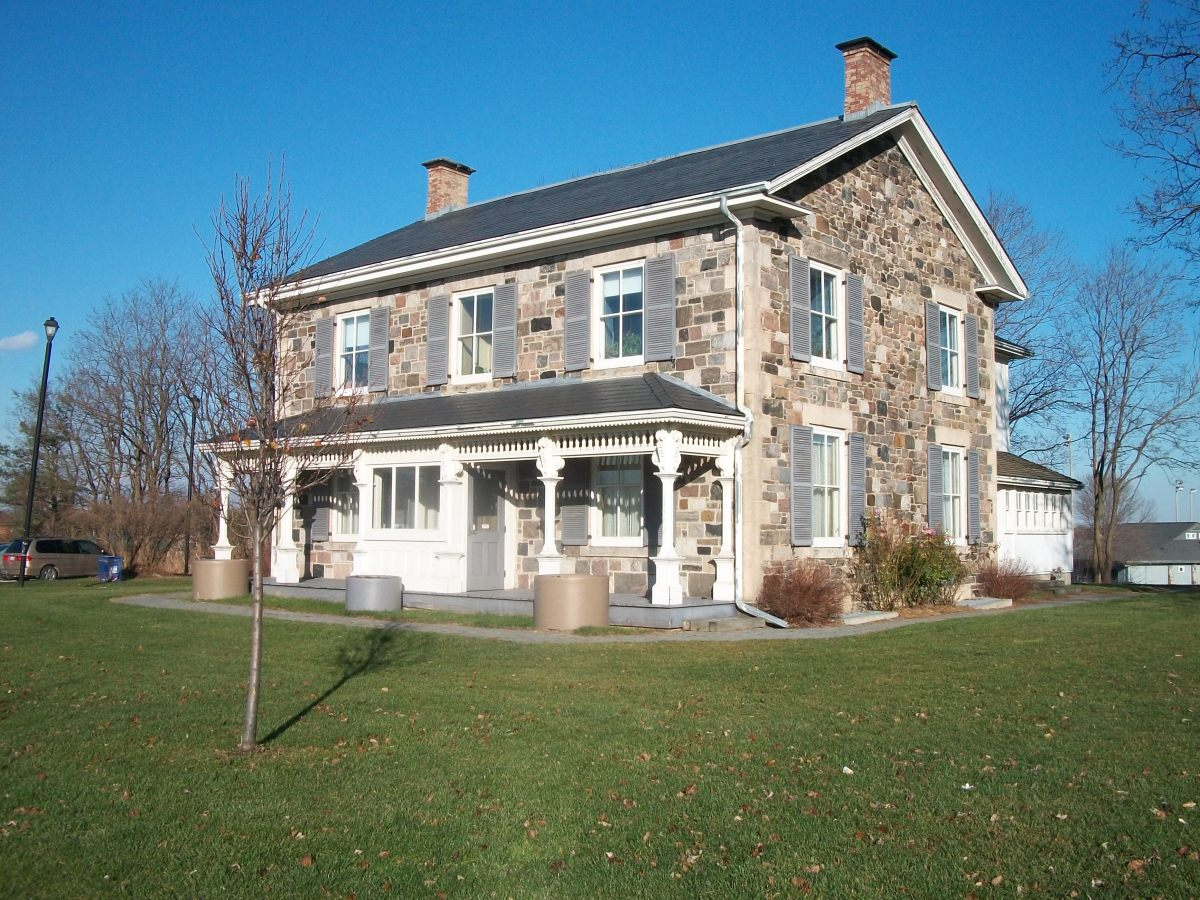 Neilson House, Scarborough, Ontario
