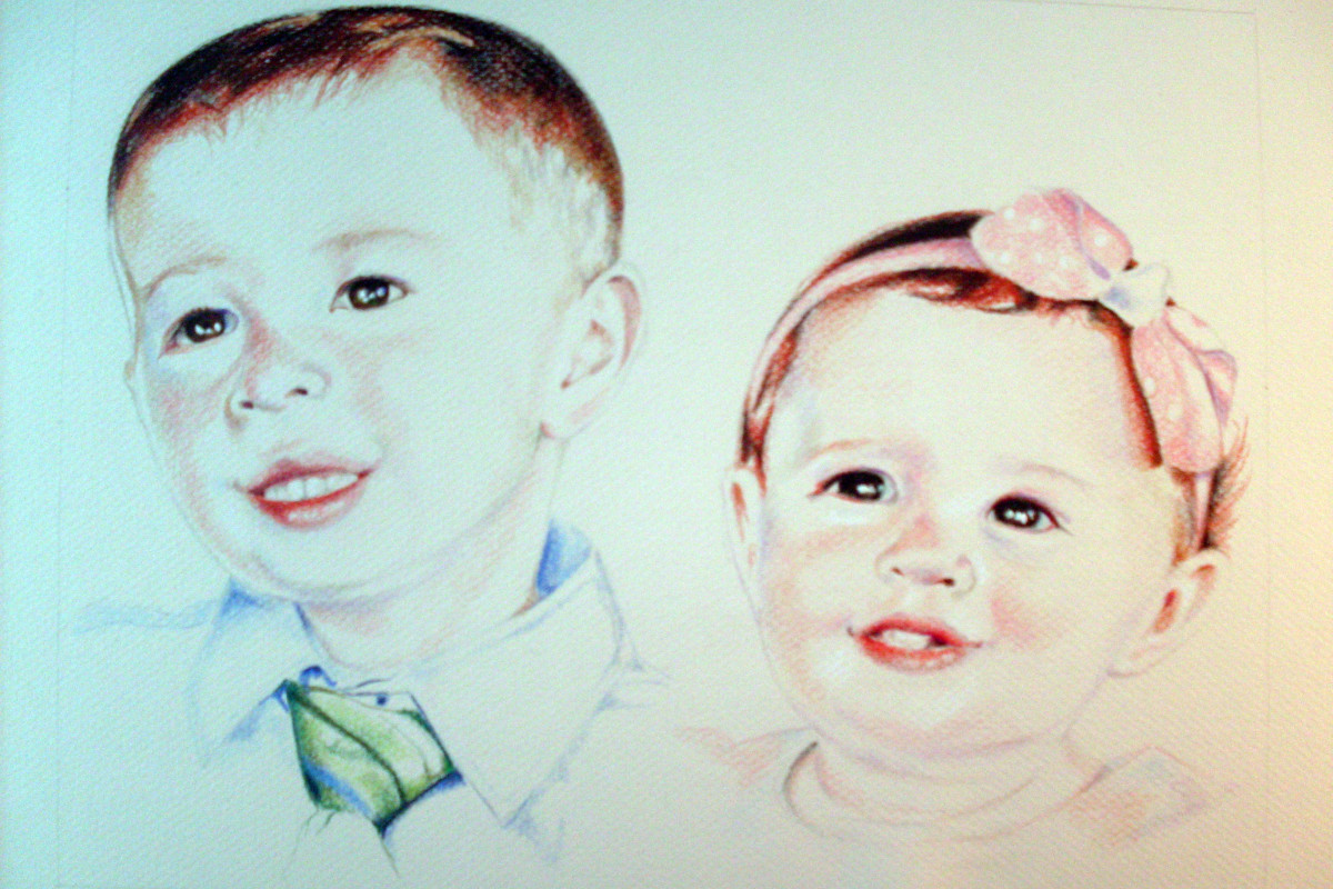 12 tips for promoting your portrait drawing business