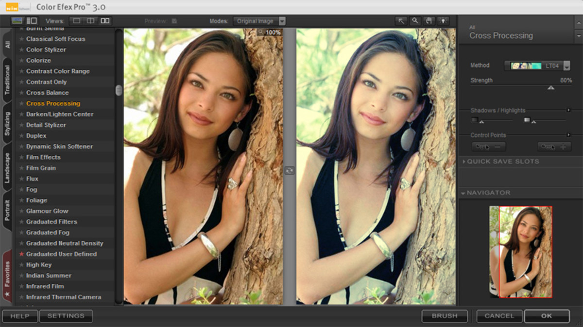 Top 15 Cool Photo Effects of Nik Software Color Efex Pro