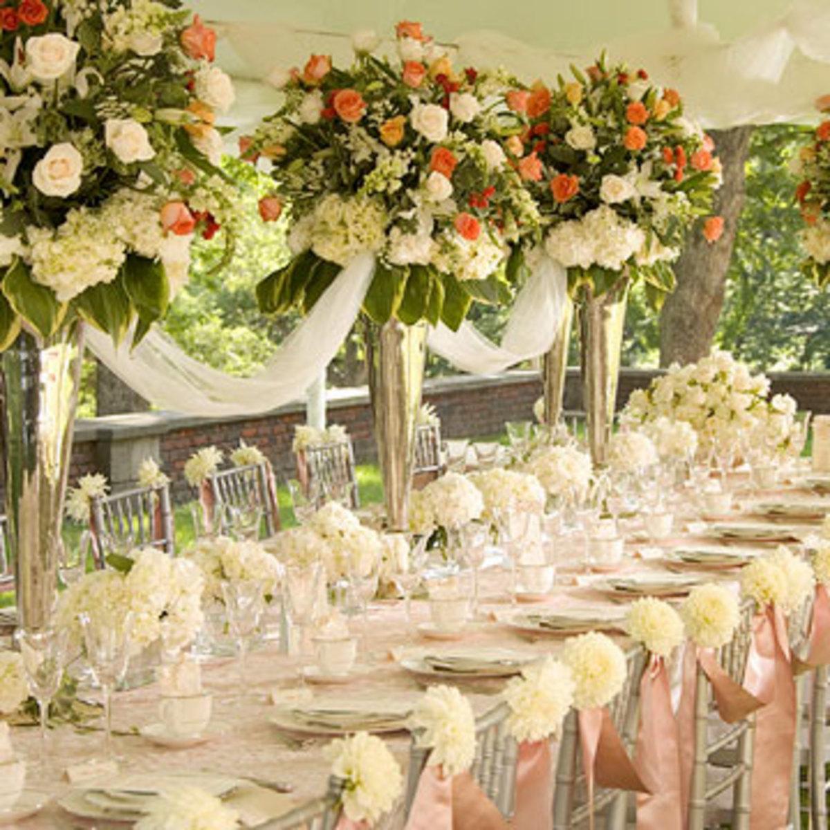 Top Ten Wedding Color Combinations