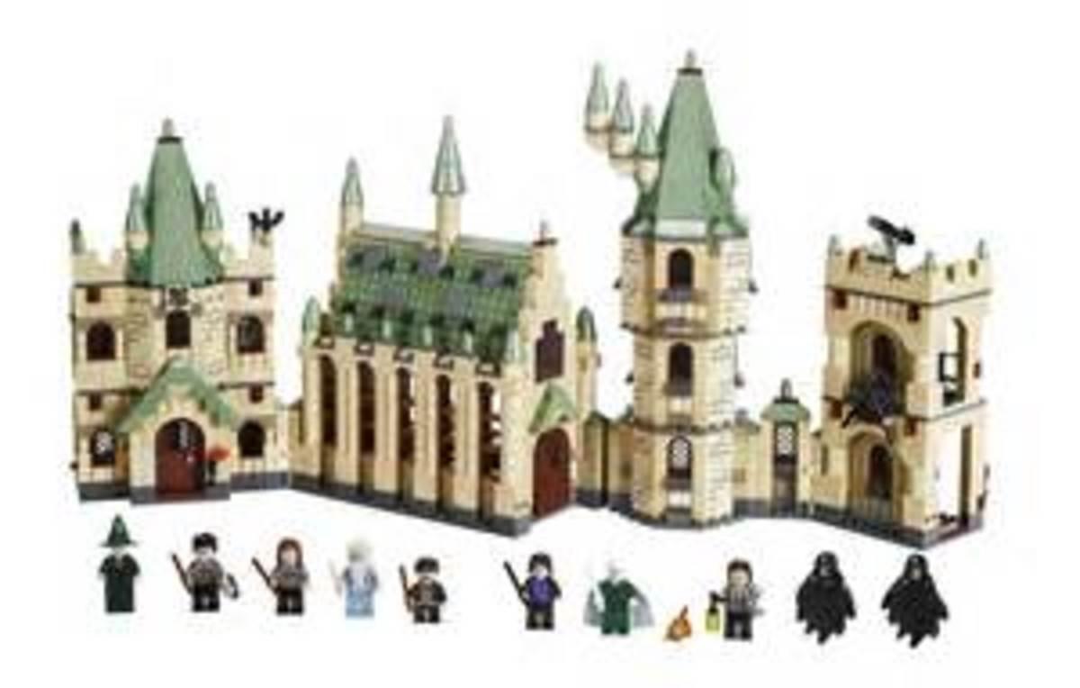 Lego Hogwarts - Set 4842