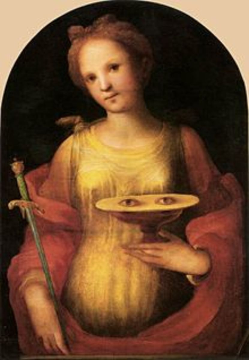 Saint' Lucy's Day, December 13, provides another opportunity for children to get sweets and treats.  Adults plant seedlings in a small box to prepare for springtime.