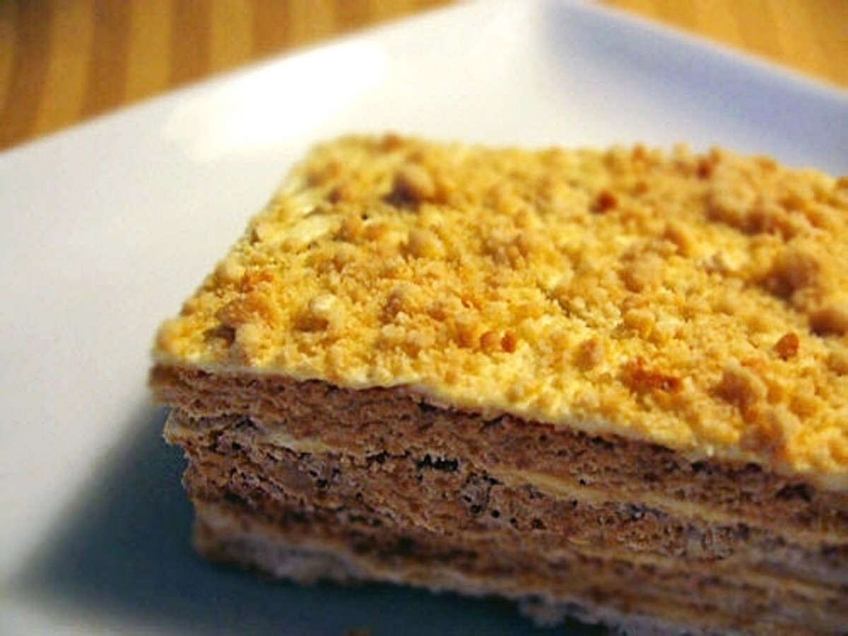 Sans Rival - Sinful yet Heavenly Filipino Dessert