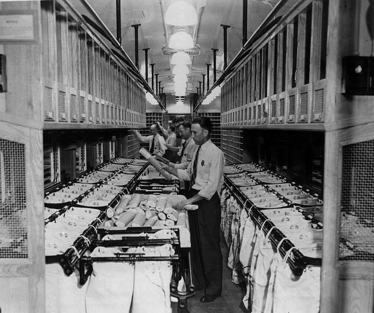 Working RPO circa 1965