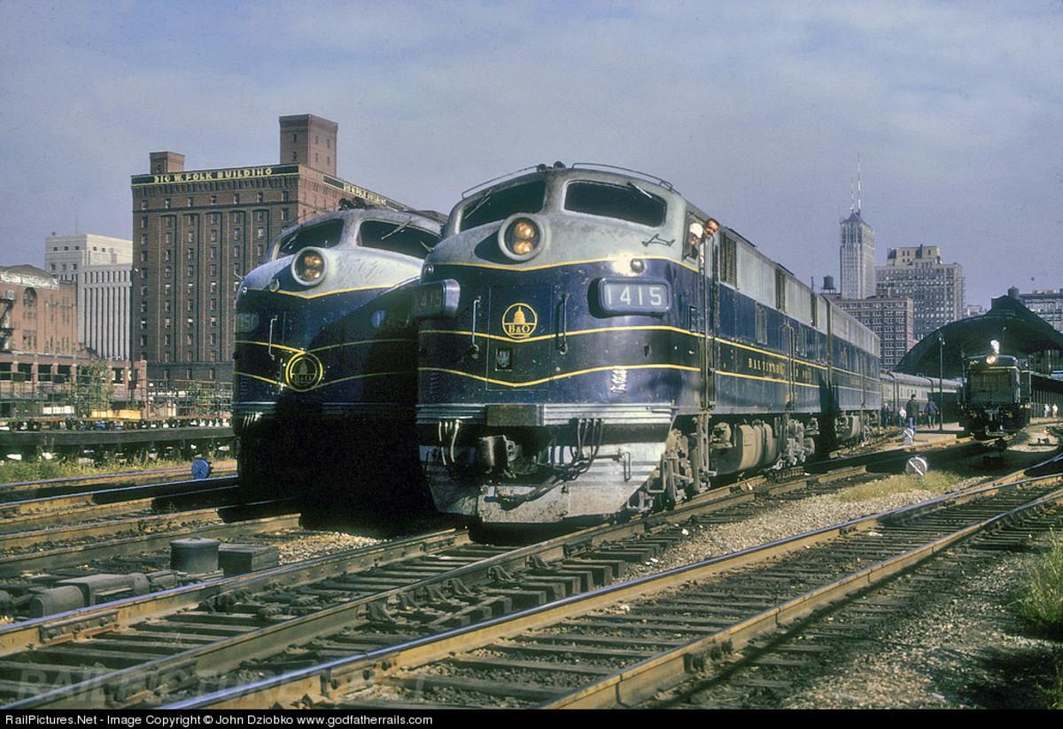 Brief History of US Railroads