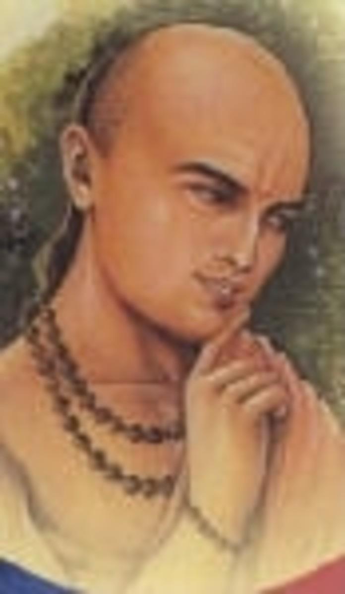 Kautilya or Chanakya