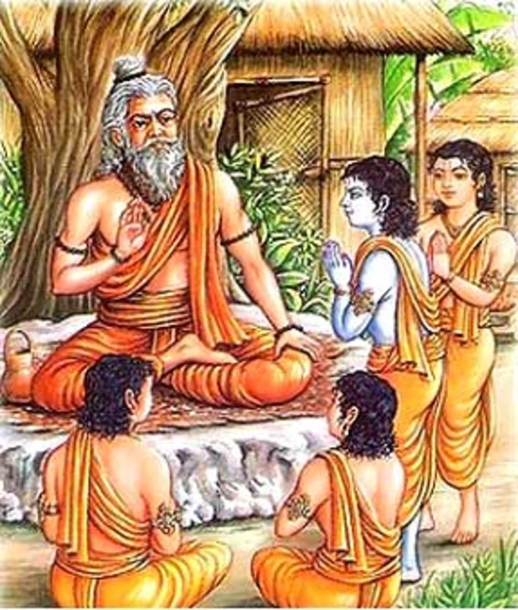 Ancient Gurukul System