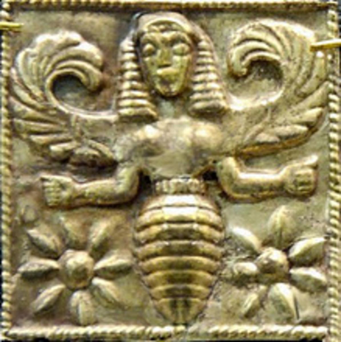 bee-goddess