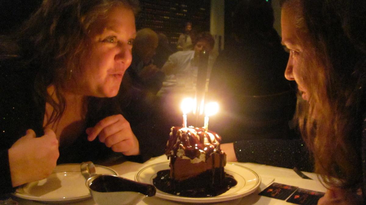 "Celebrating ""49"" at Manny's Steakhouse"