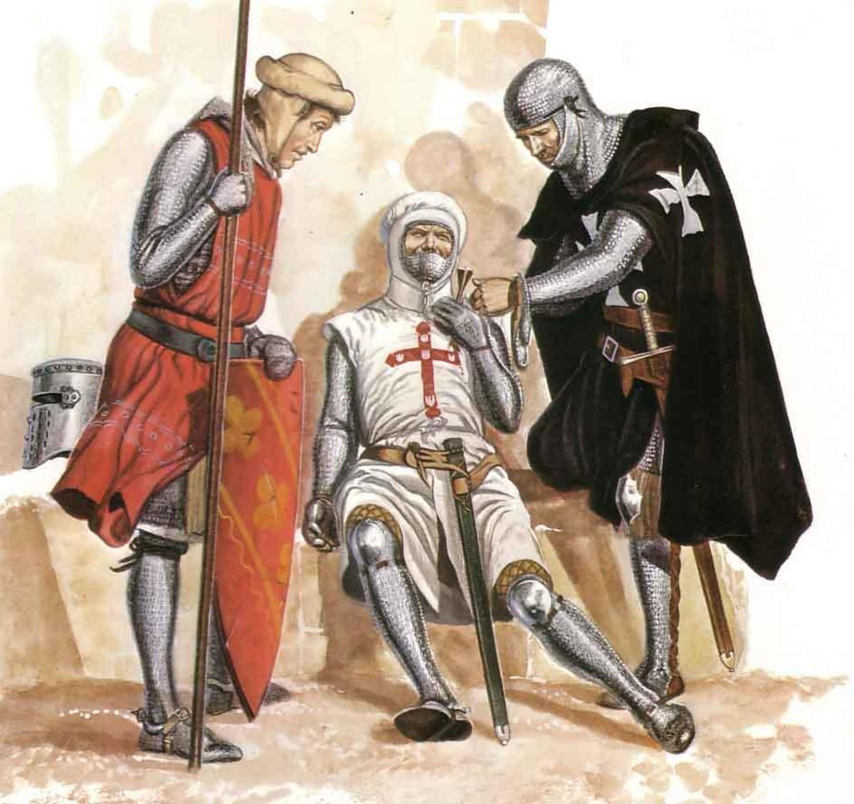 Military Orders and the Crusades: Knights Templar and Knights ...