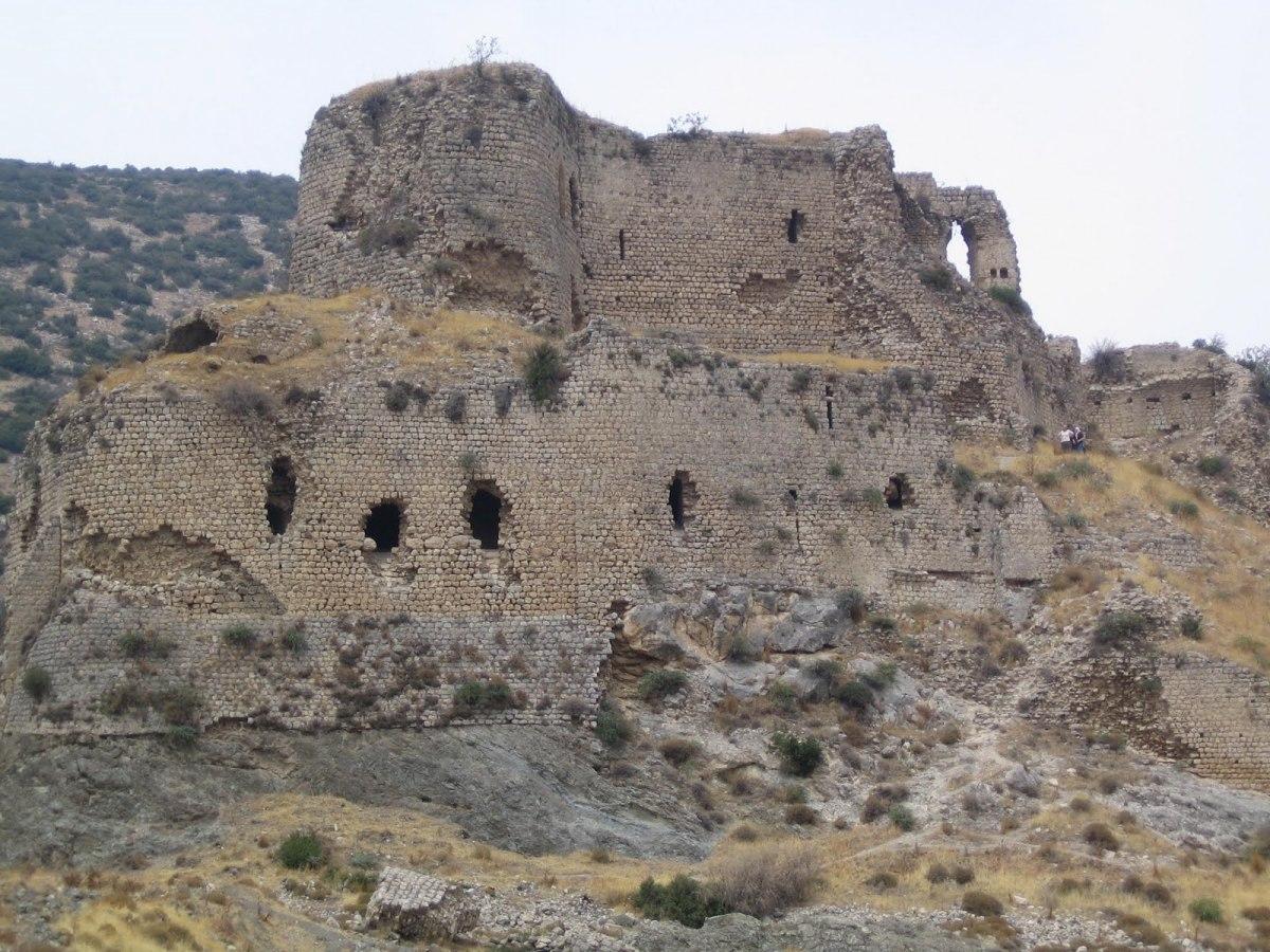 Baghras Castle, Eastern Turkey