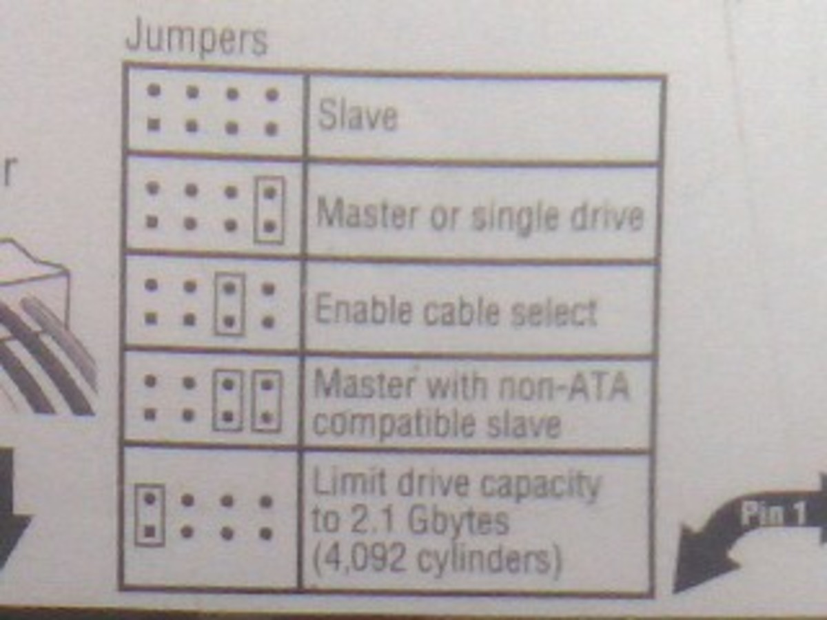 Jumper Configuration