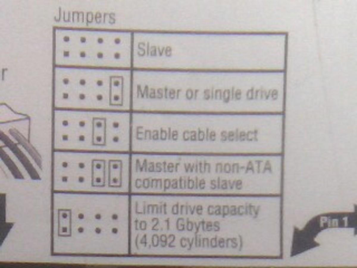 Jumper Configuration