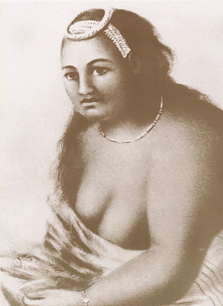 Queen Kaʻahumanu