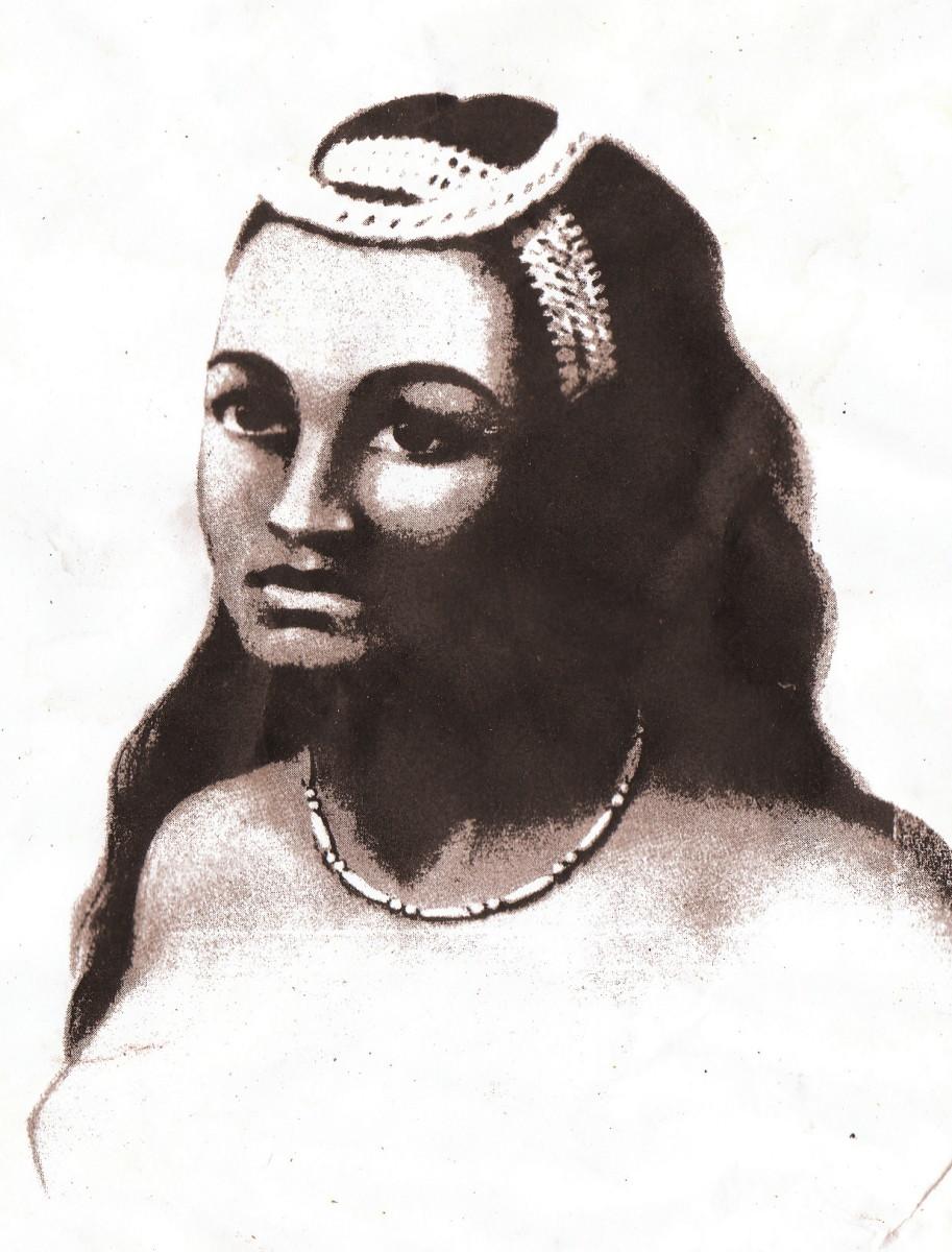 King Kamehameha's favorite wife