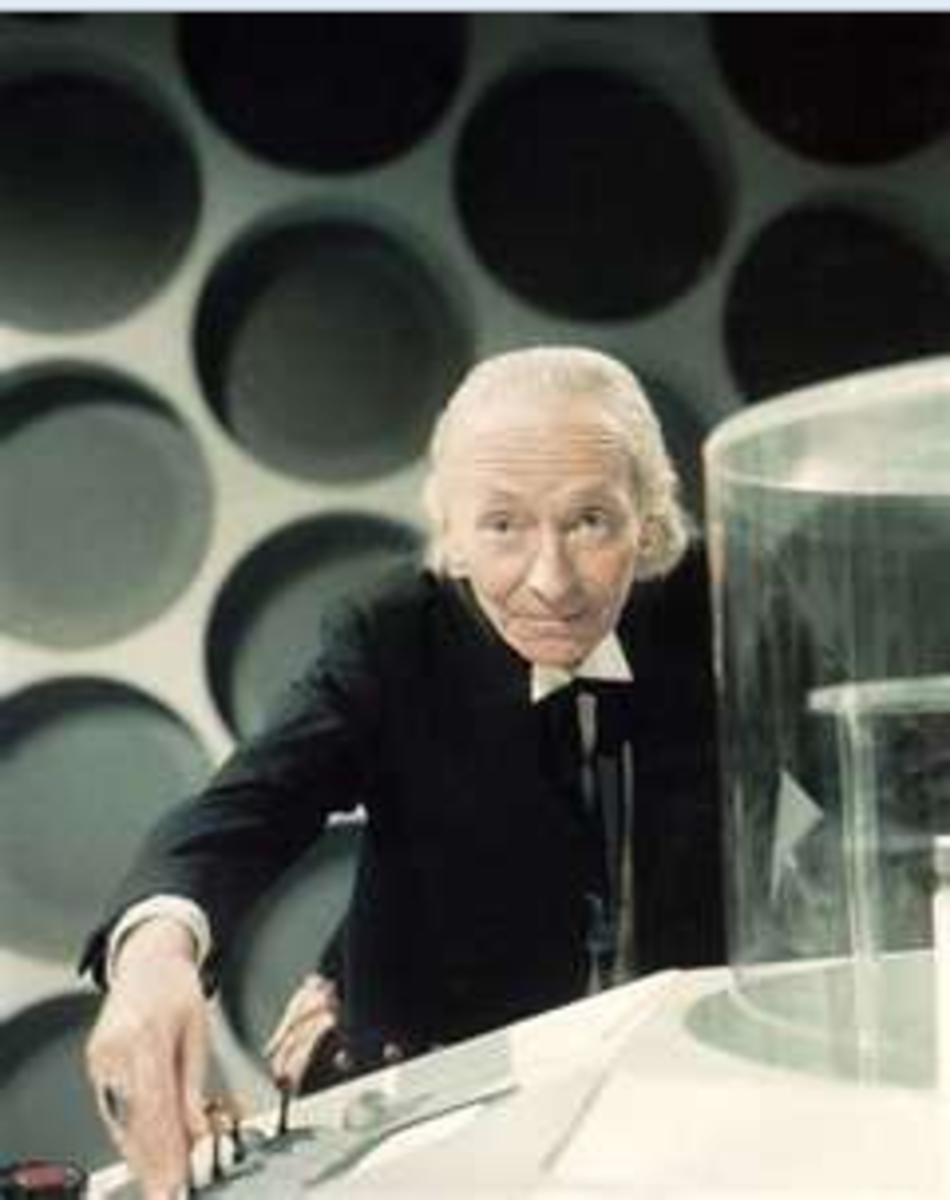 WILLIAM HARNELL- The first DOCTOR WHO