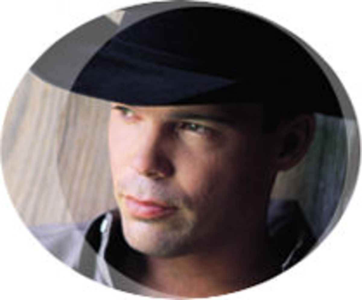 Clay Walker -American country music singer, born 19 August 1969. Diagnosed in 1996.