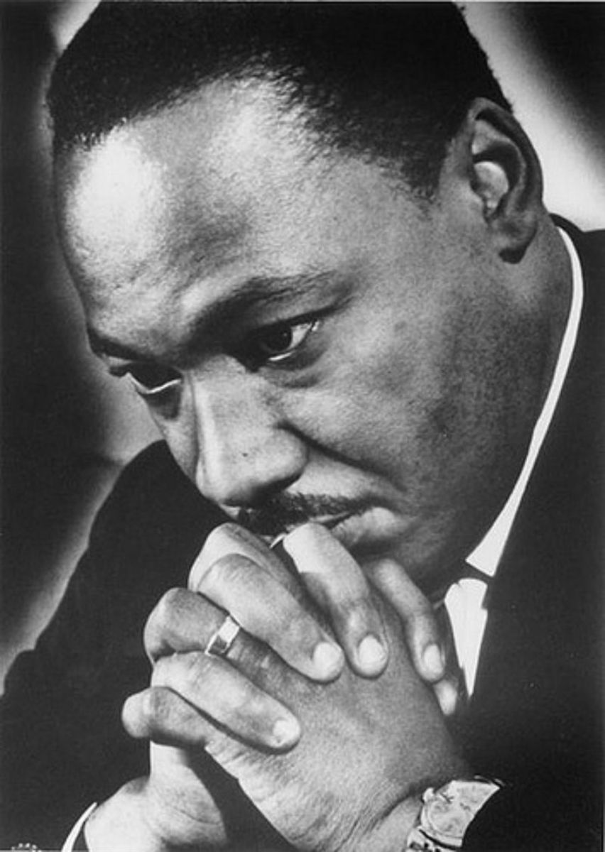 Political Thought of Dr. Martin Luther King Jr.