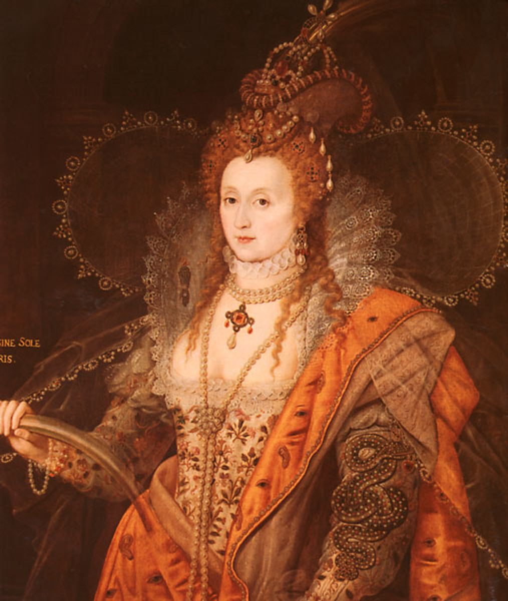 The Effects of Elizabeth Tudor's Childhood & Adolescence on Her Reign of England - An Analysis: Humanity