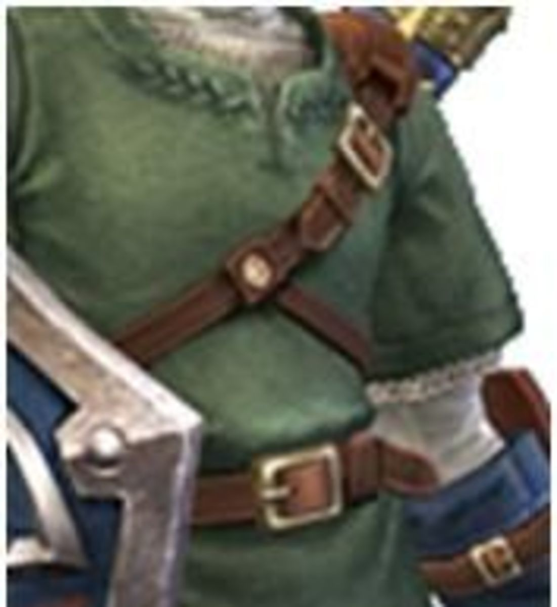 Link Costume Bandoliers