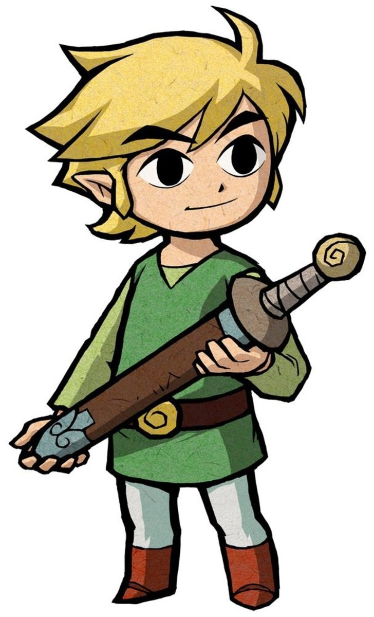 Make Your Own Legend of Zelda Link Costume