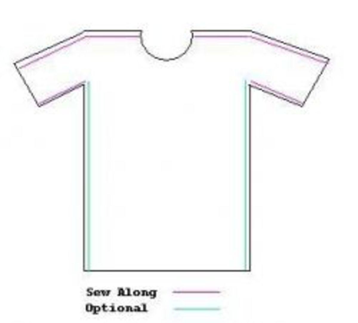 Tunic Diagram