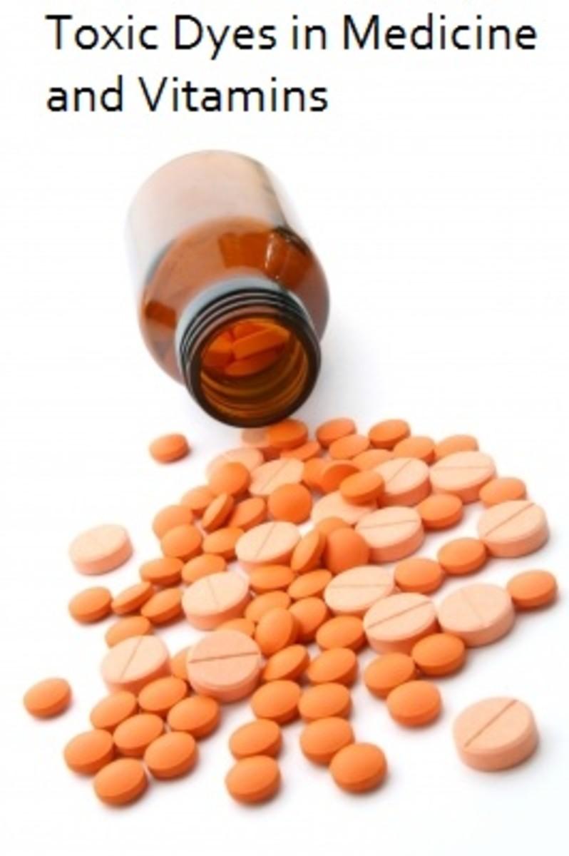 Can You Food Dye Pills