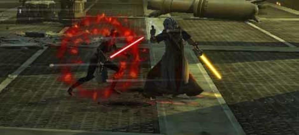 SWTOR Thena Vesh vs Master Sulan