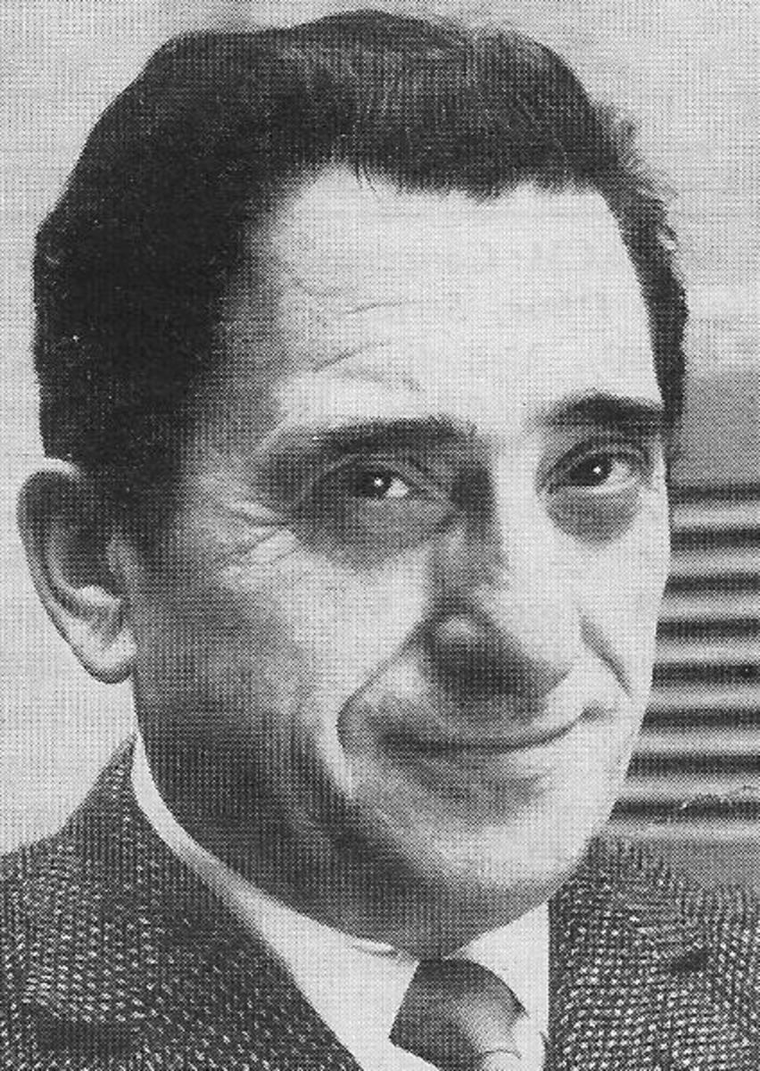 Jan Peerce, ca. 1960s