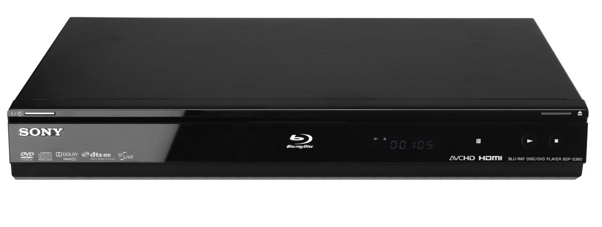 How to Update Sony Blu-Ray Firmware