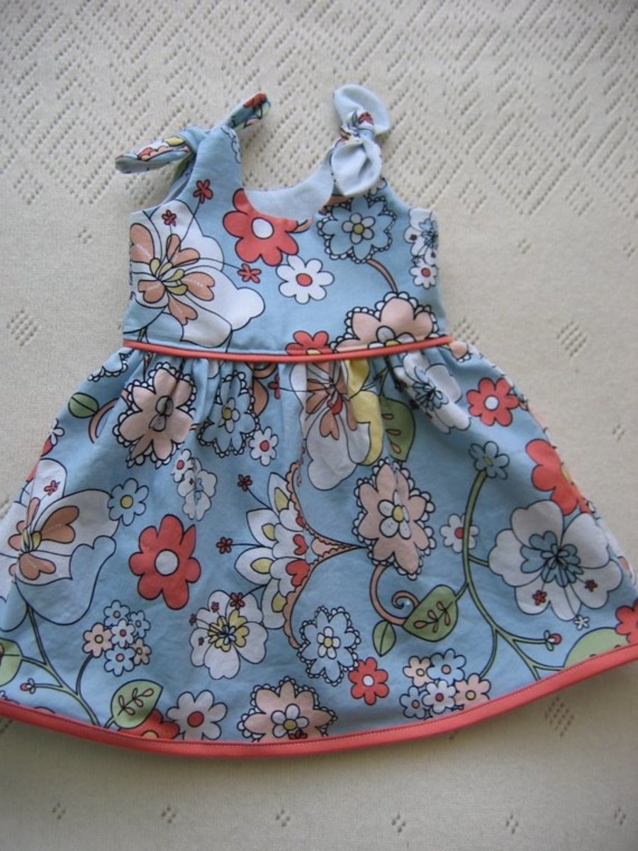 Very popular baby dress from Made by Rae