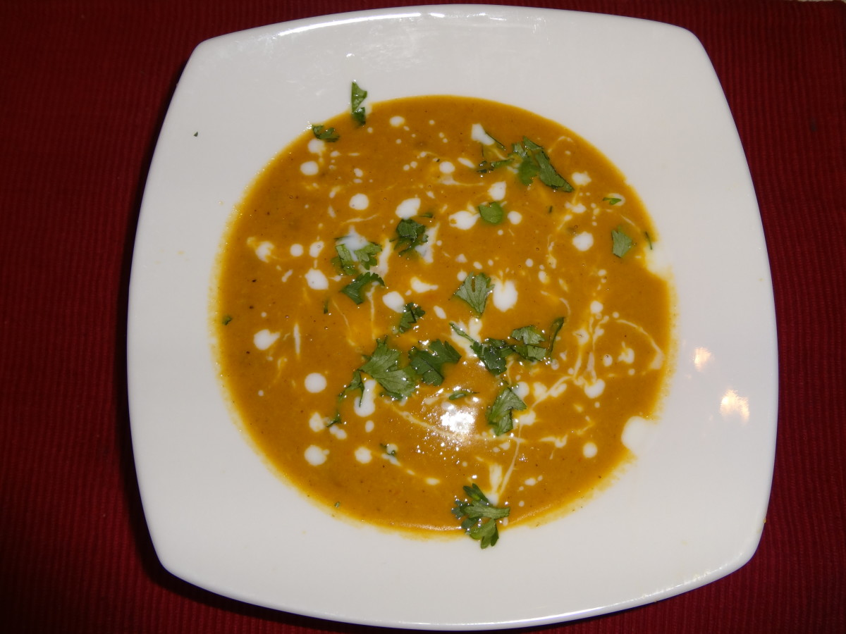 Sultry Mulligatawny Recipe: Spicy Lentil Soup