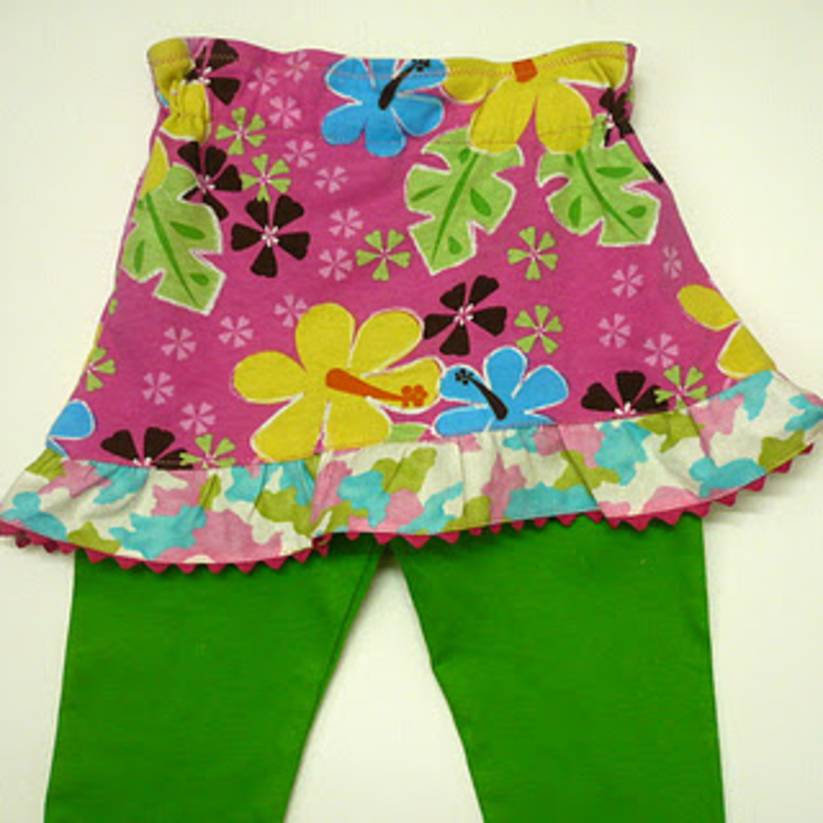 Skirt Leggings by Blooms And Bugs
