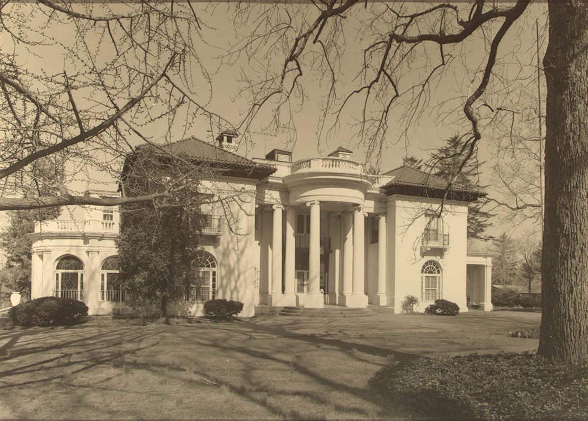 The CJ Walker Estate